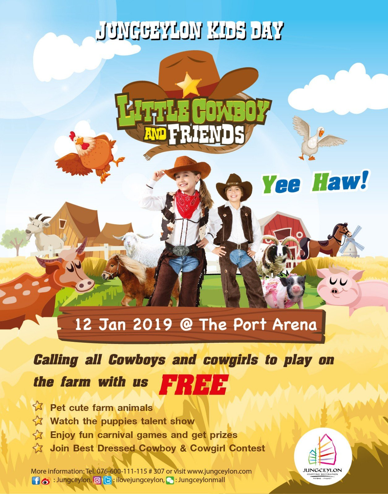 Poster Little Cowboy and friends615x780EN.jpg